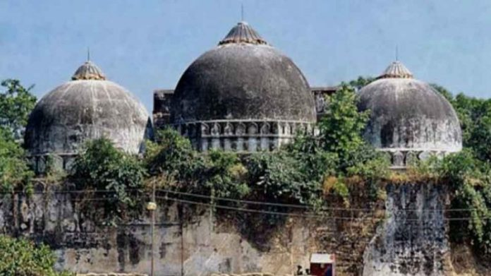 پاکستان د بهارت ښار ايودهيا کښې بابري مسجد په ځائے مندر جوړول ردکړې