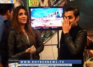 پاکستانی فلم جلیبی کی تشہیری مہم