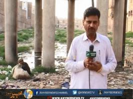 پشاور، تبدیلی کے دعوے دھرے کے دھرے رہ گئے