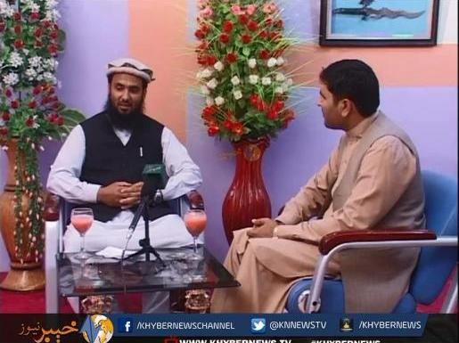 Khyber News Taroon With Rafiq Sherzad   Ep # 60 ( 16th May