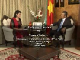 Nadia Khattak Interview's Ambassador of the Socialist Republic of Viet Nam