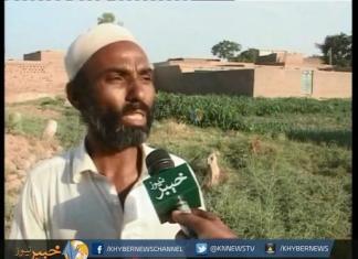 شہید آباد کے عوام پینے کے صاف پانی سے محروم