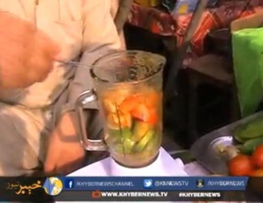 Khyber News | Bazar Pkg by Shaukat Ali