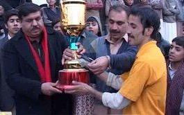 Swat Mingora Hockey tournament ended: Report by Saeed