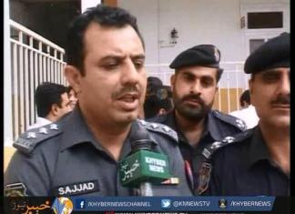 پشاور پولیس نے صرف 12 گھنٹے میں قاتل گرفتار کرلئے