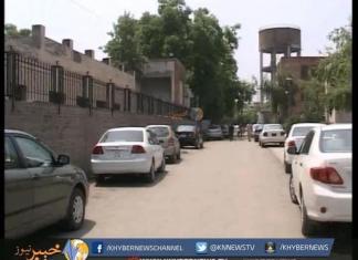 حیات آباد میڈیکل کمپلکس کے بیشتر سیکورٹی کیمرے خراب