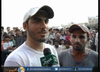 Khyber News | Sports Pkg by Irfan Khattak Karachi