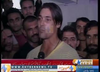 All-rounder Anwar Ali Interview by Irfan Khattak