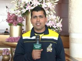 Cricketer Kamran Akmal player of Team Peshawar Zalmi Message