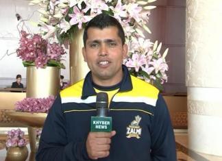 Cricketer Kamran Akmal player of Team Peshawar Zalmi Message