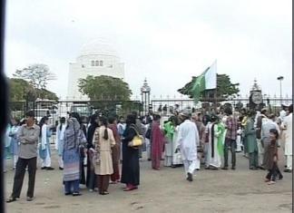 Irfan Khattack Pakistan Day Report from Karachi