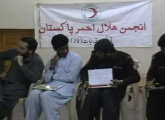 Momand Agency Fist Aid Report by Gul Mohammad