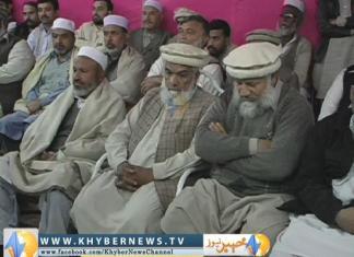 Kohat Grand Alliance urges for tolerance: Report by Ashfaq Bangash