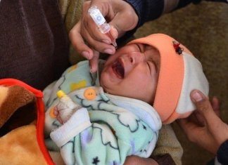 Anti-polio drive kicks off in KP, FATA, AJK today
