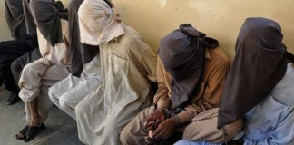 150 suspects arrested during search operations in Kohat