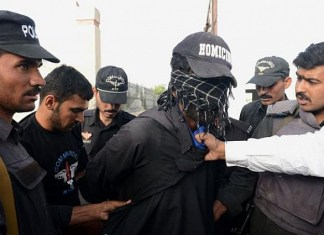 CTD arrests wanted terrorist in Bannu