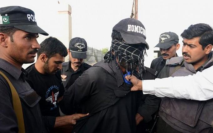 CTD arrests four terror suspects in Multan