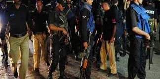 3 terrorists killed in Faisalabad