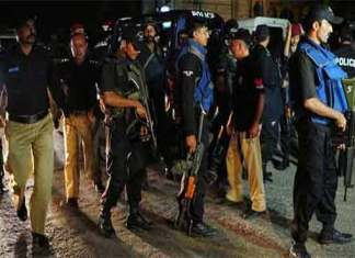 Two alleged terrorists killed during police encounter in Lakki Marwat