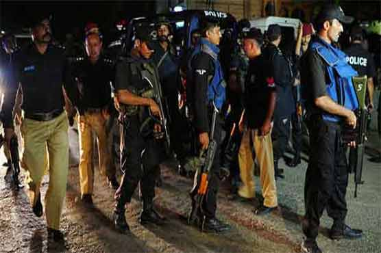 Four terrorists killed in security forces operation in DI Khan