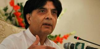 Chaudhry Nisar Ali Khan PML-N