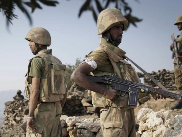 Commander among four militants killed in Pasni