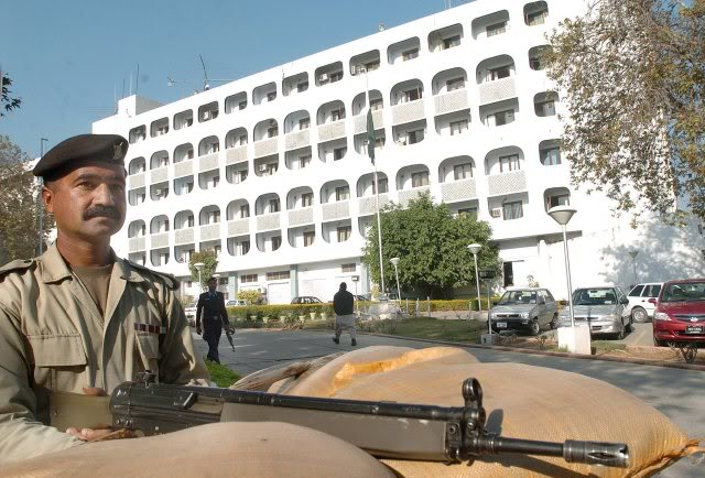 Pakistan conveyed concern to Afghan diplomat over security of diplomatic staff