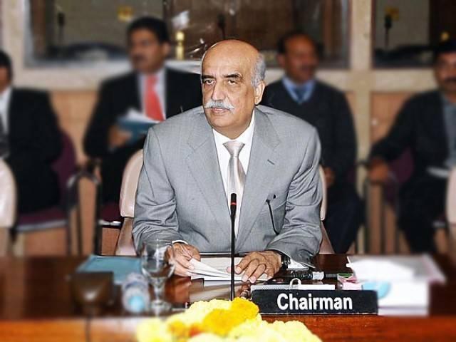 Khursheed Shah-PAC