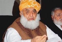 Maulana Fazlur Rehman JUI-F