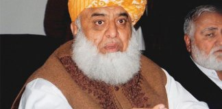 Maulana Fazal announces shutter down strikes in Baluchistan over Chaman tragedy
