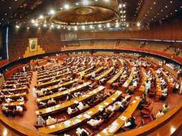 National Assembly session
