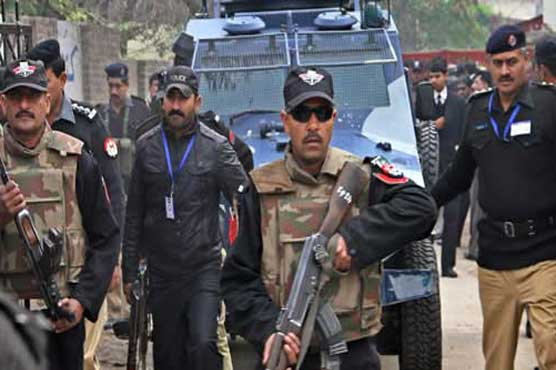 Terror bid foiled as two TTP terrorists arrested in Sialkot