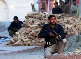 Two terrorists killed in police encounter in Quetta