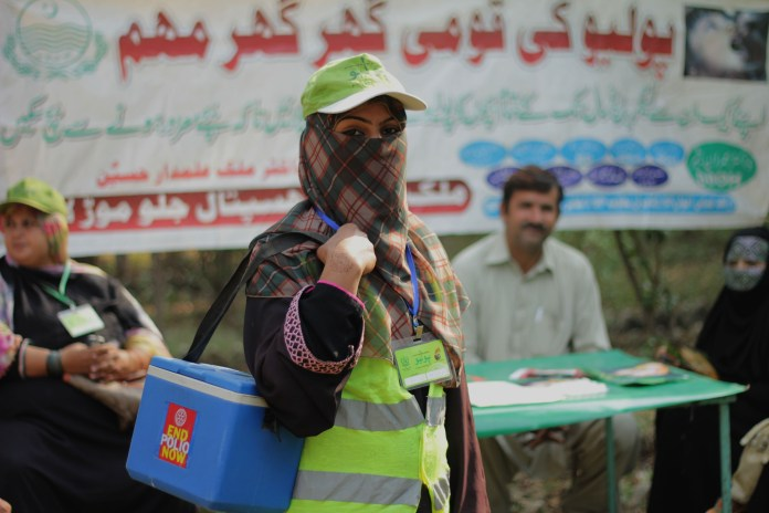 Two policemen killed in attack on polio team in Lower Dir's Maidan