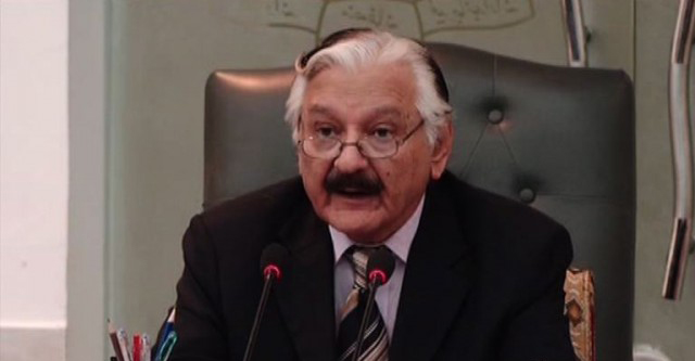 CEC refuses to take oath from the newly appointed ECP members