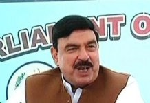 Sheikh Rasheed delays plan to resign from NA for seven days