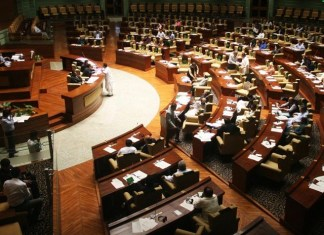 Resolution submitted in Sindh Assembly against Kalabagh dam