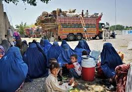 Repatriation of Afghan refugees from Pakistan resumes