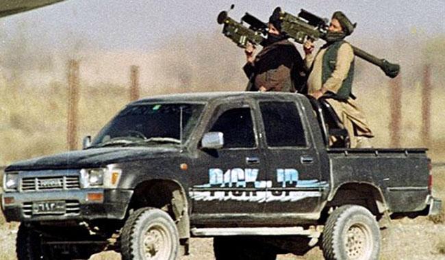 US says Taliban inertia on peace talks 'unacceptable'