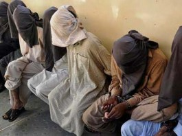 14 suspects arrested during search operations in Peshawar