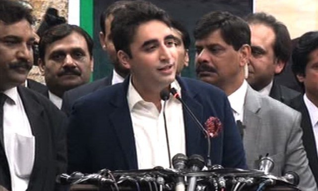 Bilawal Bhutto PPP