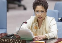 Pakistan calls for shift in peacekeepers' mandate to resolve conflicts