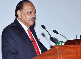 Balochistan will benefit most from CPEC: President Mamnoon