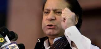 PML-N Chief Nawaz Sharif