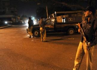Three terrorists killed in police encounter in Karachi