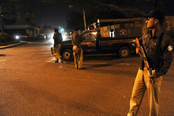 Three terrorists killed in police encounter in Karachi