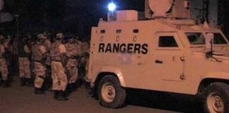 Sindh govt extends Rangers' powers in Karachi for 90 days
