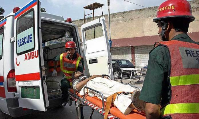 Four killed, three injured in road accident in Karak