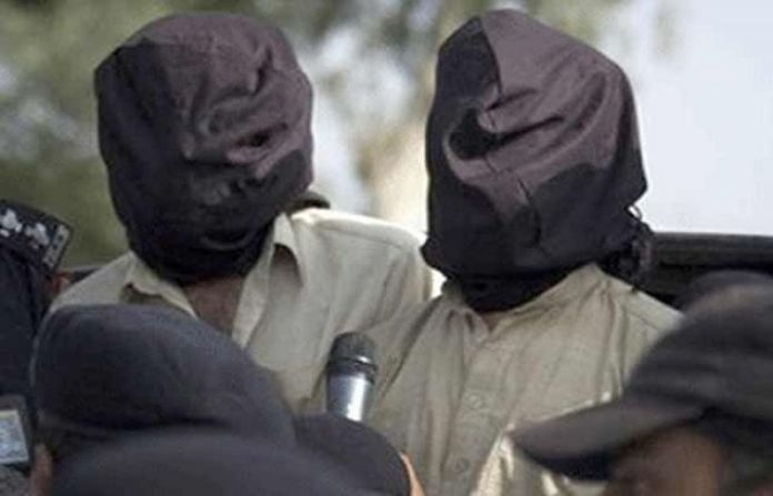Four alleged terrorists arrested in Karachi