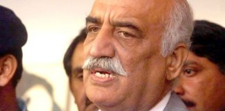 NAB court extends Khurshid Shah's physical remand till Oct 21